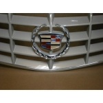 New 06 07 08 09 Cadillac DTS Grille with Emblem Cognac Frost