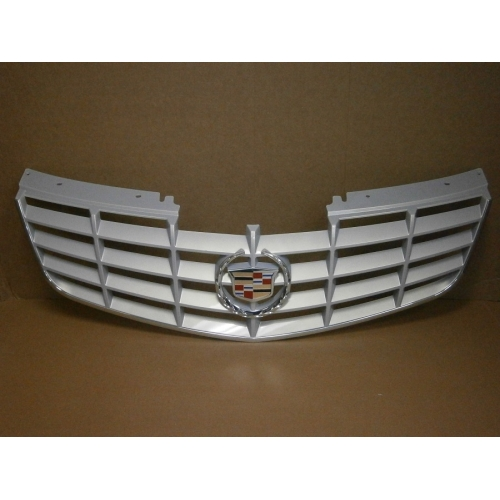07 Cadillac Dts: New 06 07 08 09 Cadillac DTS Grille With Emblem Glacier Gold