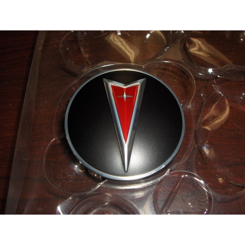 2006 2007 2008 2009 Pontiac G5 G6 Solstice Air Bag Emblem
