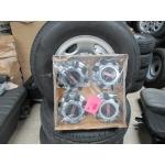 07-16 NTO 8 Lug GMC Sierra Savanna Van 2500 3500 Steel Wheels Tires Centers