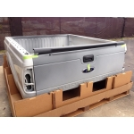 FORD SUPER DUTY SHORT TRUCK BARE BED W TAILGATE SHELL, 99-10* 11 12 13 14 15 16