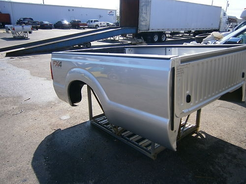 New Take Off Ford Super Duty Long Truck Bed W Step 99 01 02 03