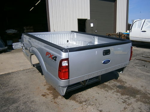 New Take Off Ford Super Duty Long Truck Bed W Step 99 01 02 03 04