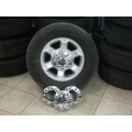 "05 06 07 08 09 10 11 12 13 14 Ford Super Duty 17"" Painted Aluminum Wheels and Tires"