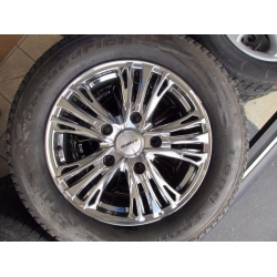 """15 16 17 AFTERMARKET 18"""" FORD TRANSIT STEEL TIRES & WHEELS 245/60/R18 PVD"""
